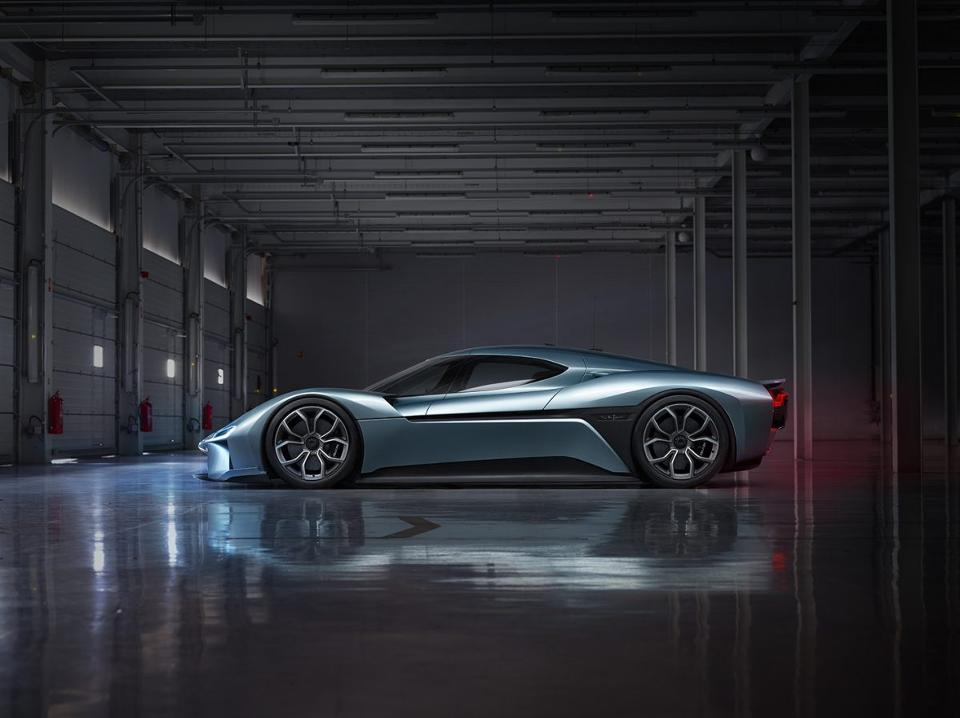 China S Nextev Launches Nio Brand And World S Fastest Electric Car